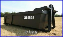 STRONGA Super Heavy Duty Hooklift CHEM Dumper Container