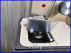 SUPER Novum Semi-Industrial Heavy Duty Embroidery Stitch ZigZag Sewing Machine