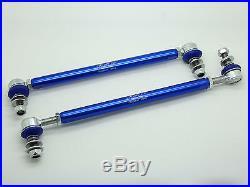 SUPER PRO TRC10245 Heavy Duty Adj. Sway Bar Link for Holden VE VF HSV BMW Honda