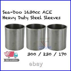 Sea-Doo Heavy Duty Steel Cylinder Sleeve 1630 ACE 300 / 230 / 170