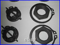 Set of 4 Dana 60 Ball Joints 05-16 Ford F250/350 Super 60 4X4 Coil Spring Front