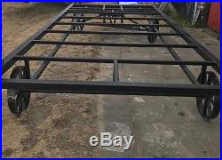 Shepherds Hut Chassis 18ftx9ft. Heavy duty, super stong and reinforced
