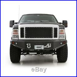 Smittybilt M1 Front 612830 & Rear 614830 Bumpers for 08-10 Ford F250 F350