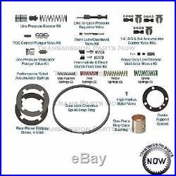 Sonnax Performance Pack Kit 4R100 98-On Heavy Duty Update SC-4R100HD HP-4R100-01