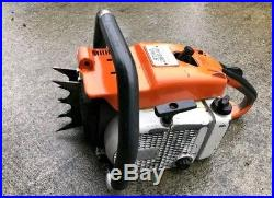 Stihl 056 magnum 2 super heavy duty model with long bar 32 starts everytime