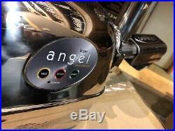 Super Angel Pro Stainless Steel Deluxe Juicer Heavy Duty Juice Extractor 5500