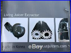 Super Angel Pro Stainless Steel Heavy Duty Juicer Extractor
