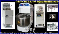 Super Commercial Electric Single Phase Heavy Duty Double Deck Pizza Oven New