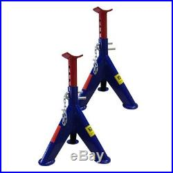 Super Heavy Duty 10 Ton Axle Stands (PAIR) BAS0110