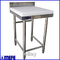 Super Heavy Duty Butchers Chopping Table 600 x 700 x 850 (CAT 63 70C)