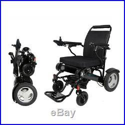 Super Heavy Duty Foldable, Lightweight Electric Wheelchair By Kwk