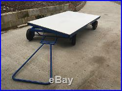 Super Heavy Duty Trolly Universal Services New But Has Marks/ Scuffs