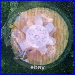 Super HypeDome Igloo Pod Lawn Rain Wind Snow and UV Protected Gazebo Cover