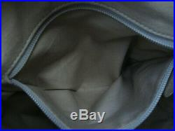 Super Nice! Frye Beige Heavy Duty Leather Bucket Style Shoulder Bag