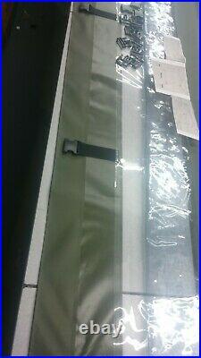 Super Strong Heavy Duty Custom Made Tarpaulins 610gsm Pvc Tarpaulins