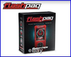 Superchips Flashpaq F5 Programmer 3845 03-12 Dodge Ram Cummins Diesel 5.9L 6.7L