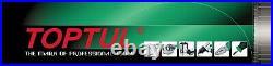Toptul Professional 58 Piece Super Grip Combination Screwdriver Set GAAI5801