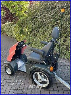 Tramper SUPER HEAVY DUTY Mobility Scooter FULLY SERVICED TESTED WITH TRAILER