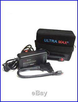 Ultramax Lithium Golf Trolley Battery Super Heavy Duty 18/27/36 Hole Models