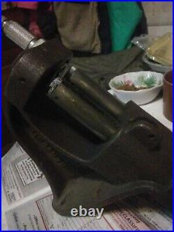 VINTAGE HERTER'S Rare HEAVY DUTY Super model 81. RELOADING PRESS Dual Ram