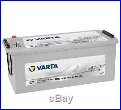Varta Promotive Silver K7 SHD 645400080 12V/145Ah 800 A LKW Batterie NEU
