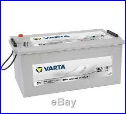 Varta Promotive Silver N9 SHD 725103115 12V/225Ah 1150 A LKW Batterie NEU