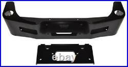 Warn 90110 Black Direct FIt Gen II Trans4mer Winch Carrier