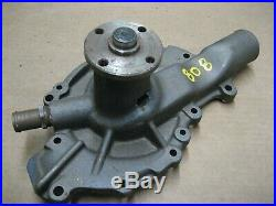 Water Pump 1958 Buick V-8 with A. C. Or Heavy Duty Brg. 3/4 shaft 1 inch pilot