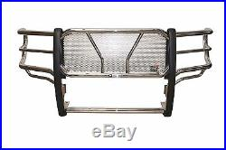 Westin HDX Grille Guard 2011-2016 Ford F-250/350 Super Duty STAINLESS STEEL