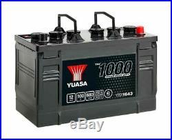 YUASA YBX1643 643HD Cargo Super Heavy Duty Battery 12V 100Ah 680A