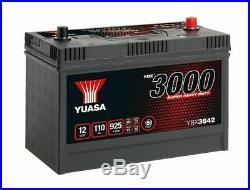 YUASA YBX3642 640SHD Cargo Super Heavy Duty Commercial Vehicle Battery C31-1000