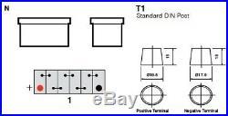 Yuasa Cargo Super Heavy Duty Battery (SHD) 115Ah 800CCA 664SHD