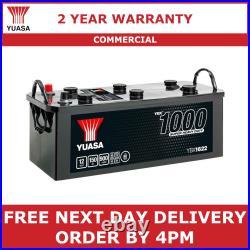 Yuasa YBX1622 Super Heavy Duty Commercial Battery Type 622